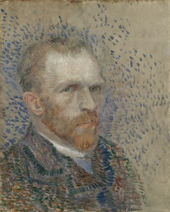 Vincent van Gogh, Self Portrait, March–June 1887, Van Gogh Museum, Amsterdam (Vincent van Gogh Foundation)