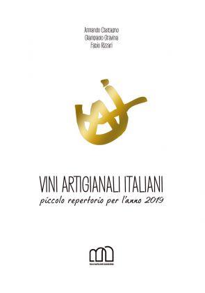 Vini Artigianali Italiani (Buongiornovino, Roma 2018). Copertina