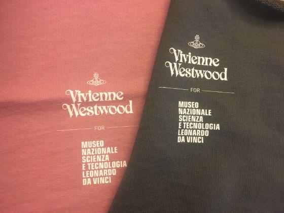 Vivienne Westwood per Museo della Scienza e della Tecnologia