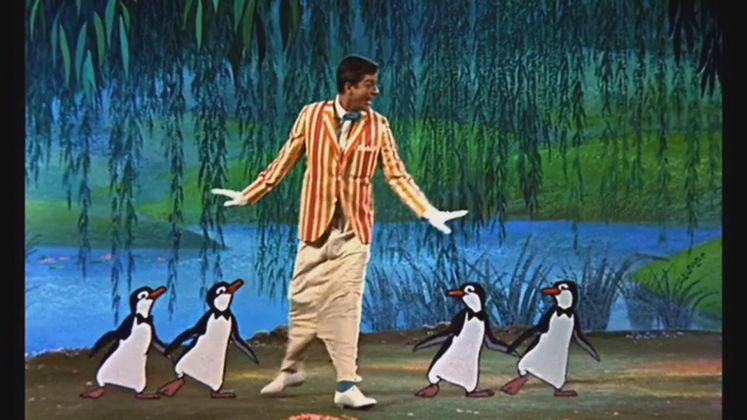 Walt Disney, Mary Poppins