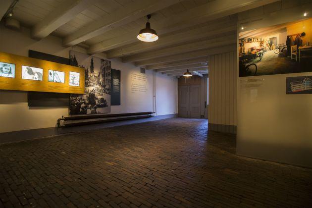Warehouse © Anne Frank House. Photographer Cris Toala Olivares