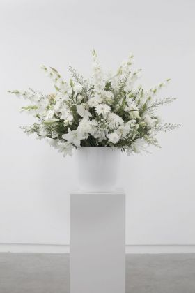 Willem de Rooij, Bouquet IX, 2012. Courtesy Galerie Buchholz, Berlino Colonia New York. Photo Szymon Roginski