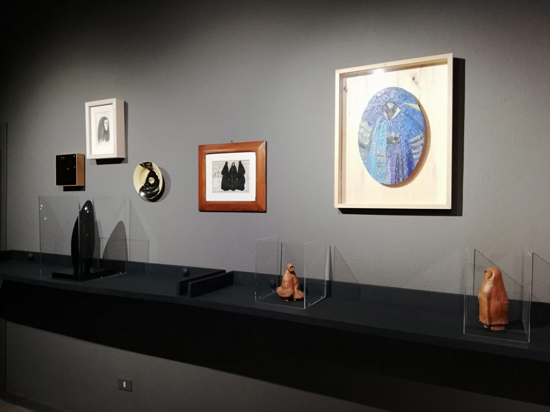Mancaspazio, la mostra inaugurale