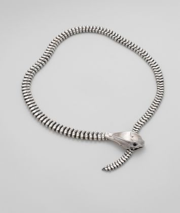 Necklace (or belt) in the form of a snake The Metropolitan Museum of Art, Purchase, Irene Lewisohn Bequest, 2004