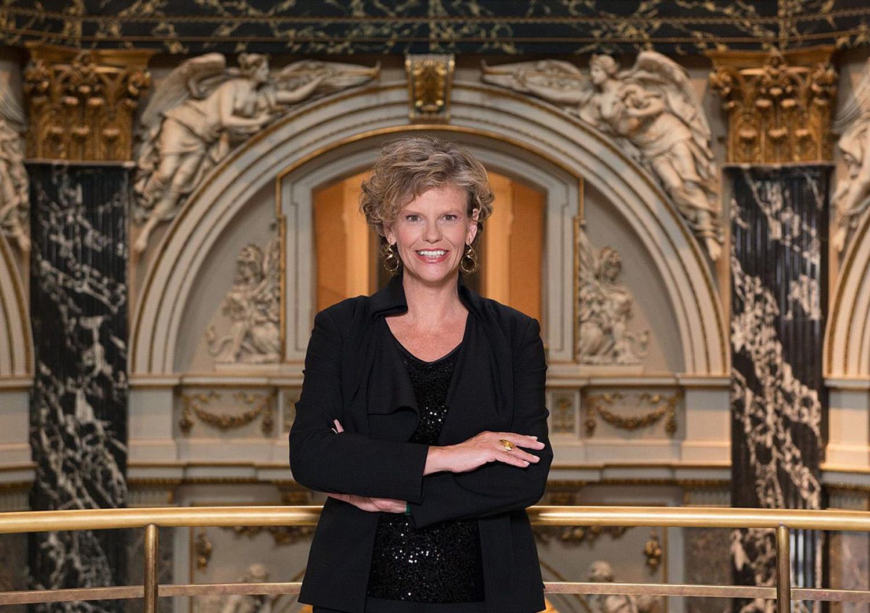Sabine Haag, direttore uscente KHM, Photo KHM Vienna