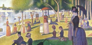 Georges Seurat, fonte Wikipedia