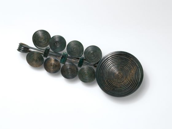 Large Brooch with Spirals, The Metropolitan Museum of Art, Purchase, Caroline Howard Hyman Gift 2000