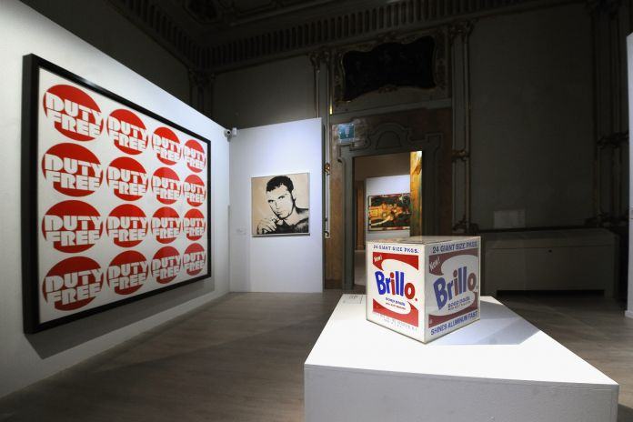 BOLOGNA, ITALY - SEPTEMBER 28: General views of the Opening Warhol and Friends.New York negli anni '80 on September 28, 2018 in Bologna, Italy. (Photo by Roberto Serra/Iguana Press/Getty Images for ARTHEMISIA)