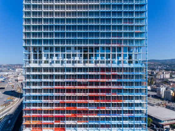 La Marseillaise, client: Constructa, architect : Jean Nouvel. Photo: Stéphane ABOUDARAM | WE ARE CONTENT(S)