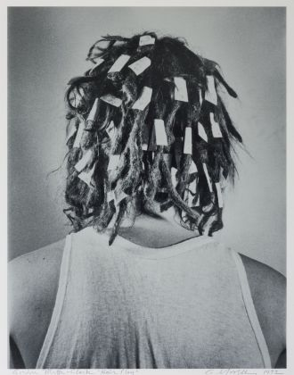 Carol Goodden, Hair Play, 1972. Photo Carol Goodden. Courtesy Harold Berg