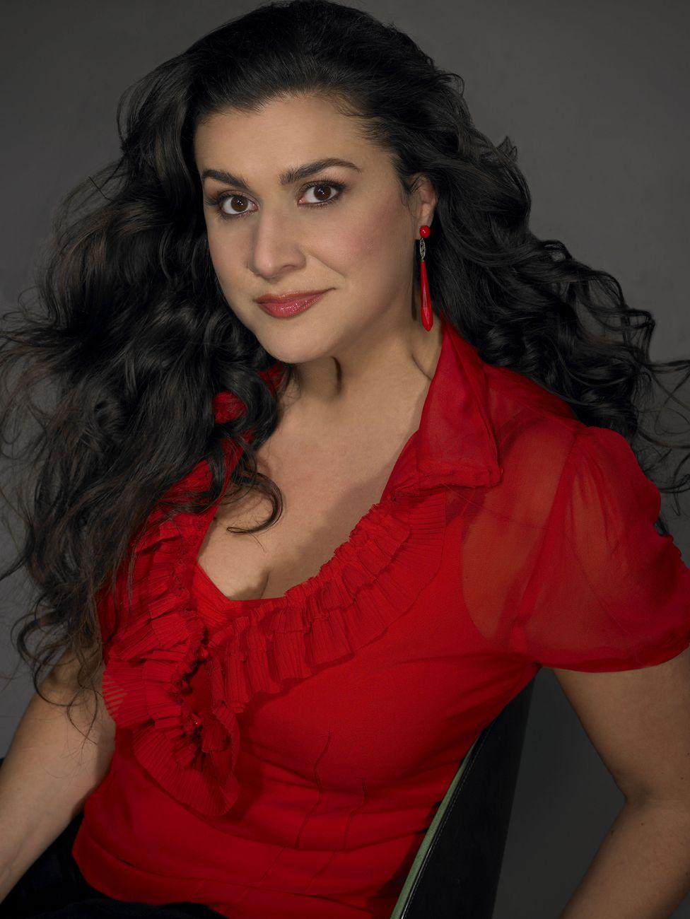 Cecilia Bartoli. Photo credits Uli Weber Decca. Courtesy Salzburger Festspiele