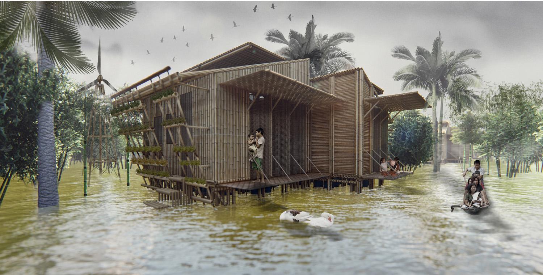Calendario Polito.La Casa Di Polito Che Resiste Alle Inondazioni Artribune