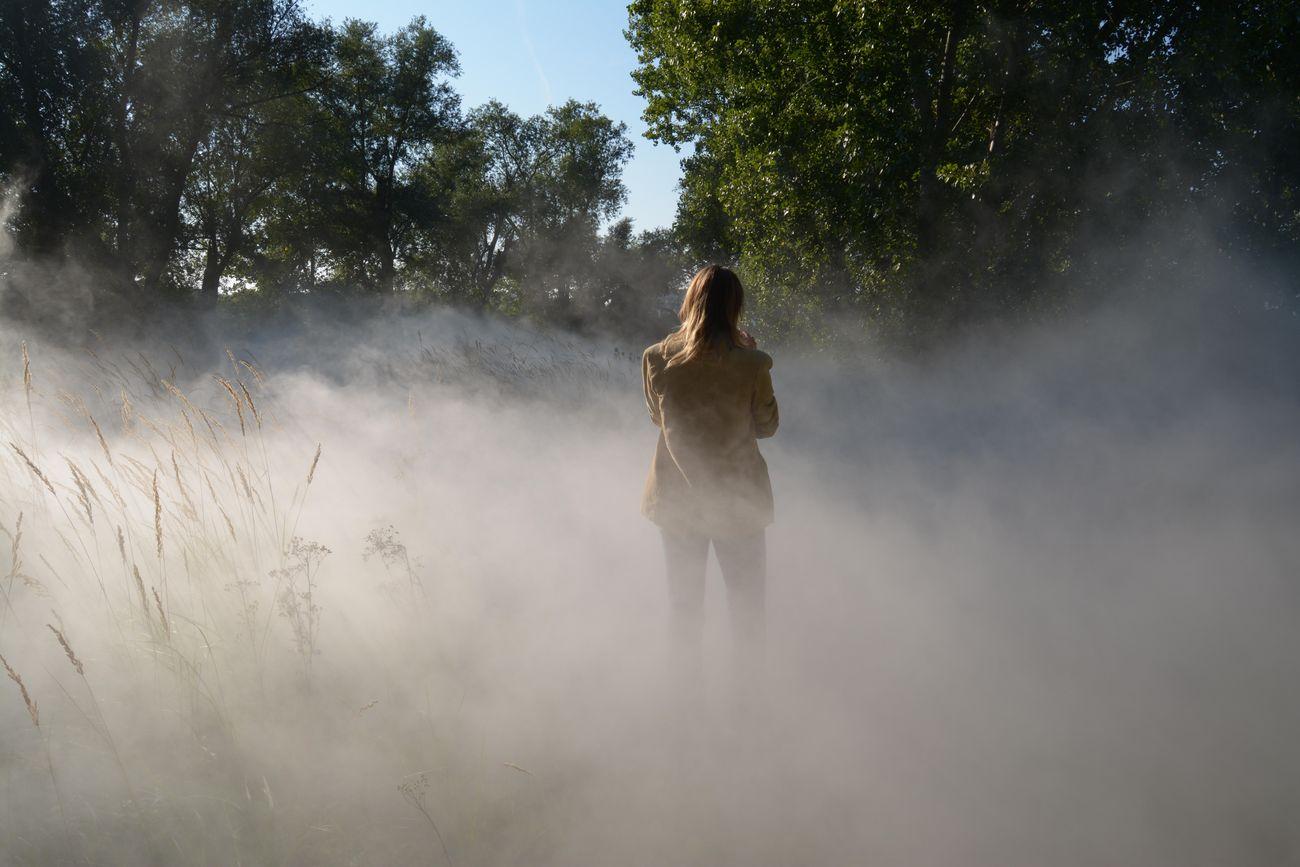 Edwin van der Heide, Fog Sound Environment. Photo courtesy Studio Edwin van der Heide