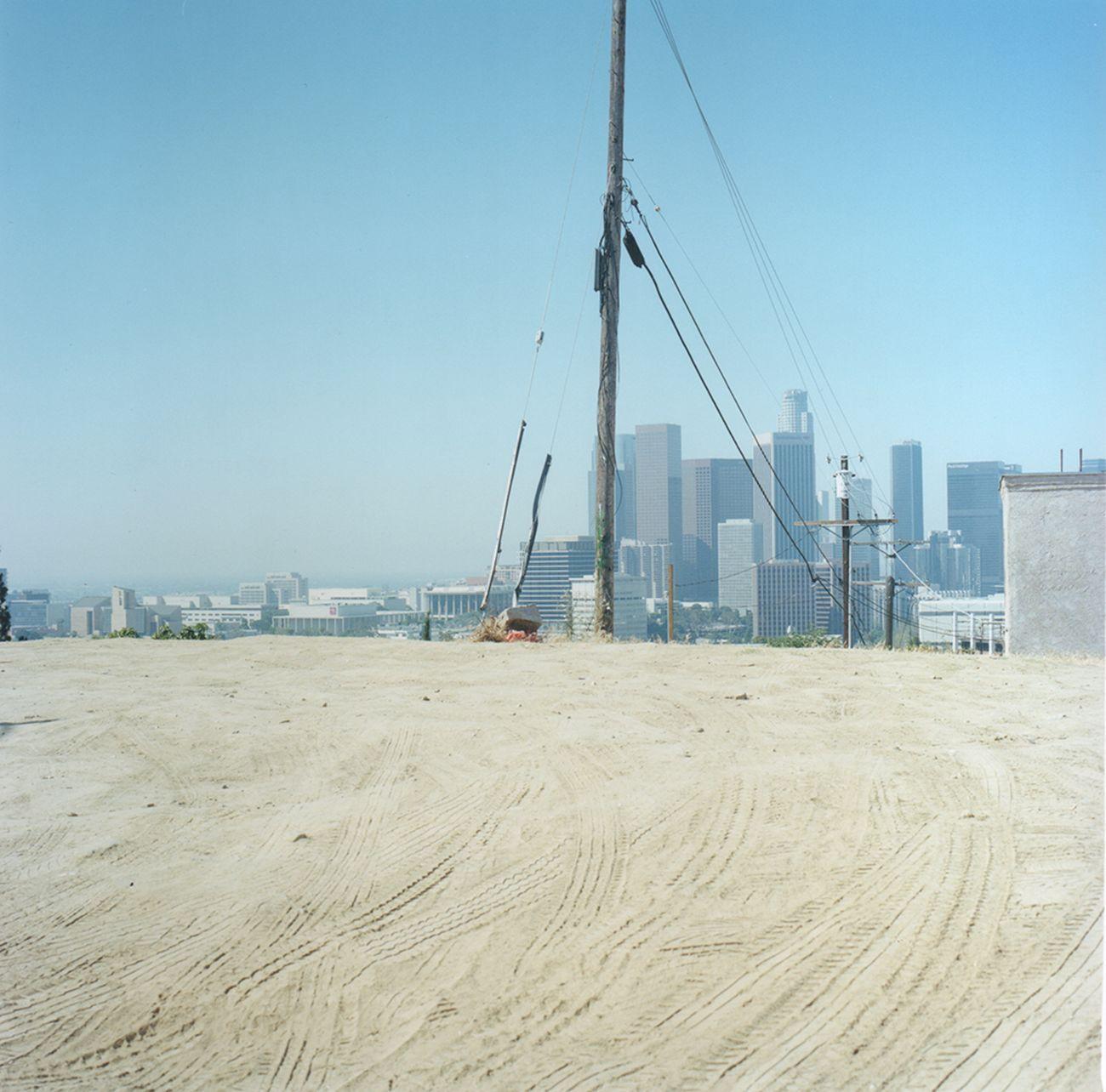 Emanuele Piccardo, Los Angeles Instant Landscape, Milano 2018