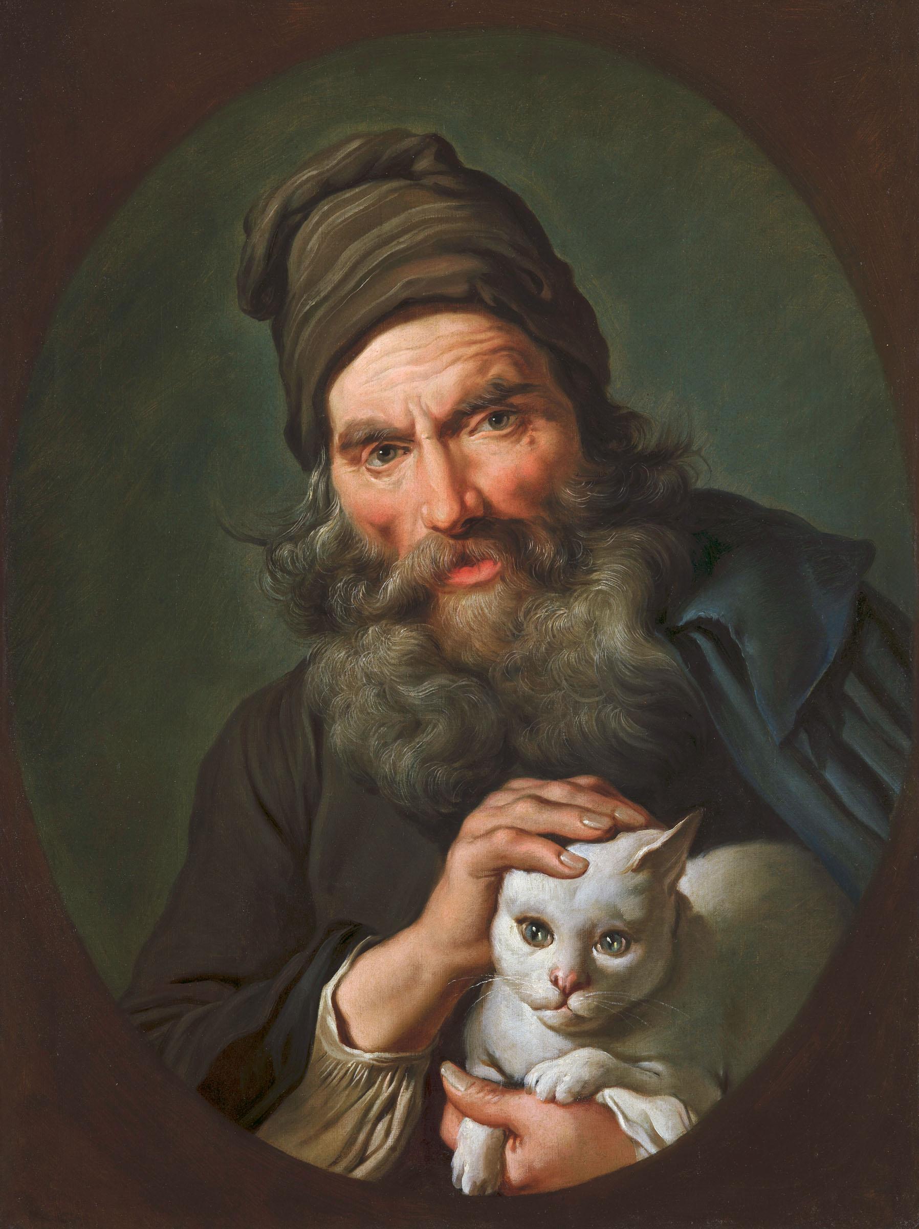 Cesare Dandini, Madonna col Bambino e cardellino, olio su tela, 72 x 56 cm. Collezione privata