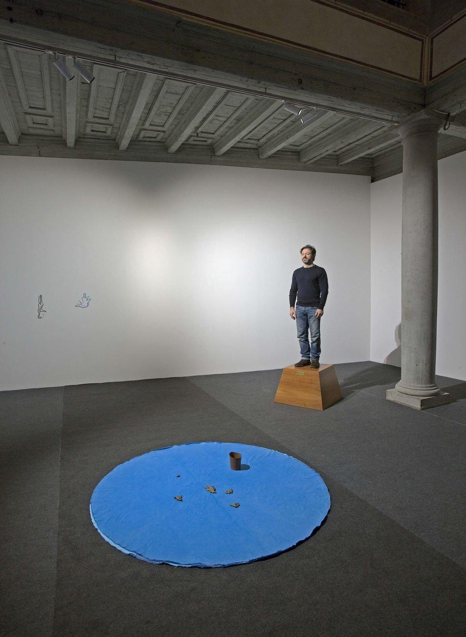 Gianni Caravaggio. Iniziare un tempo II. Museo Novecento, Firenze 2018