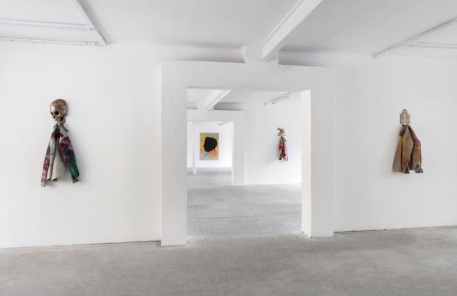 Gianni Politi. 2017. Exhibition view at Fonderia Artistica Battaglia, Milano 2018