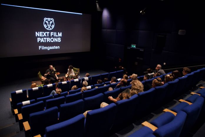 IFFR Next Film Patrons