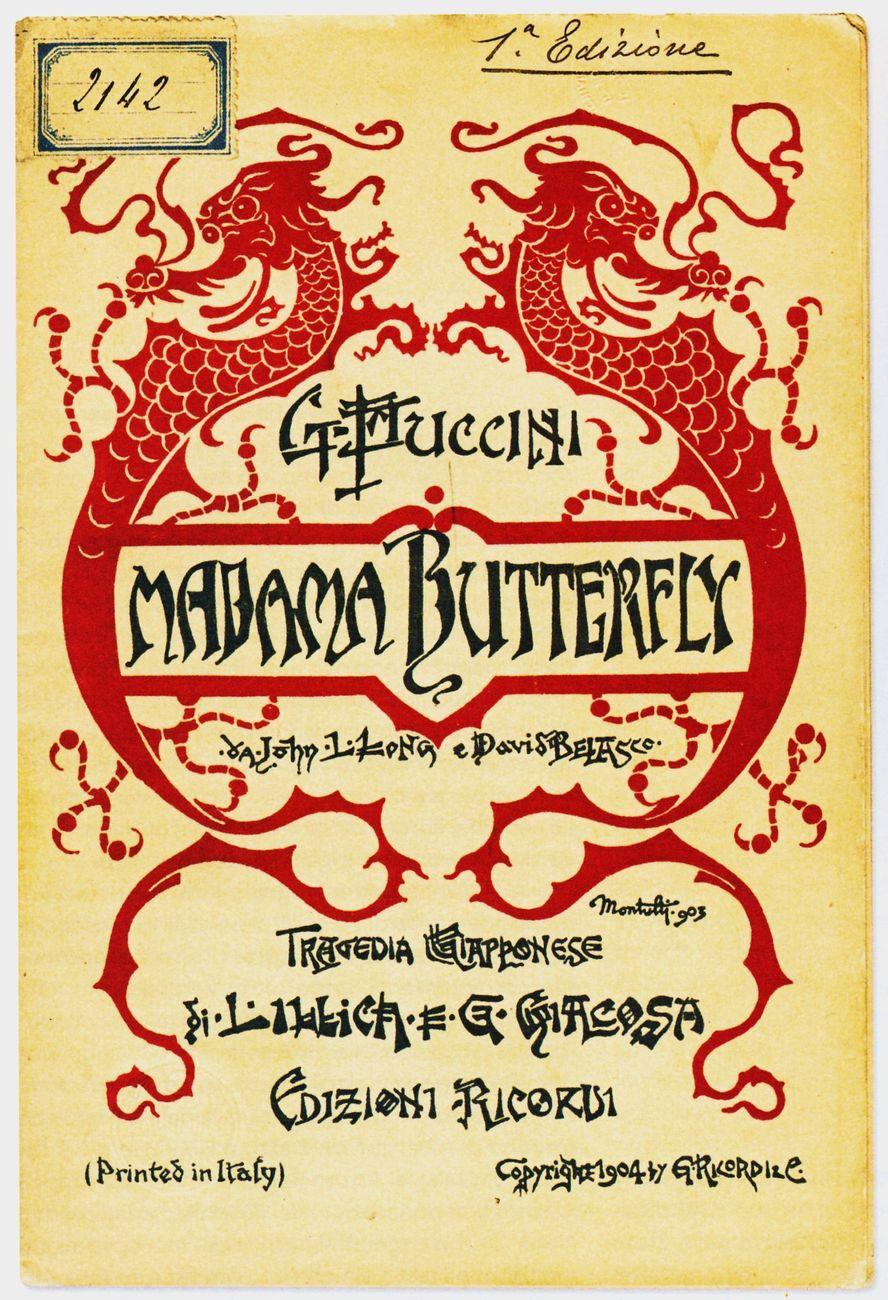 Calendario Teatro Alla Scala.Libretto Di Madama Butterfly Teatro Alla Scala Milano