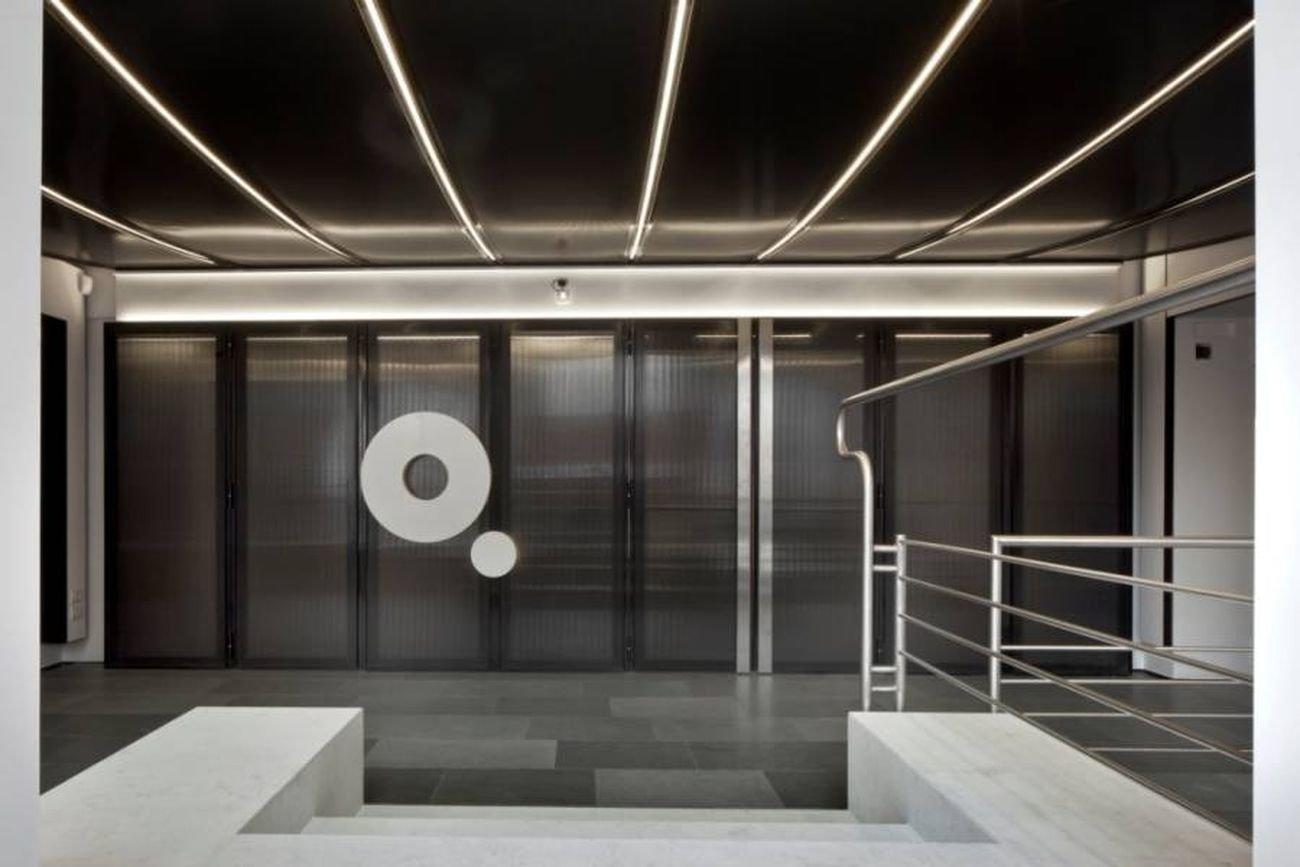 L'ingresso della Fondazione Querini Stampalia a Venezia progettato nel 2013 da Mario Botta. Photo © ORCH Chemollo