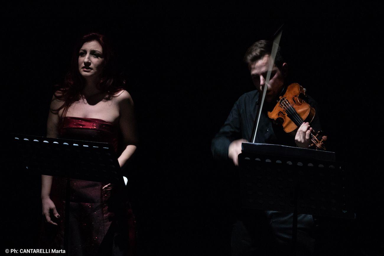 Luca Lombardi, Un Ri travestimento. Festival di Nuova Consonanza 2018. Photo Marta Cantarelli