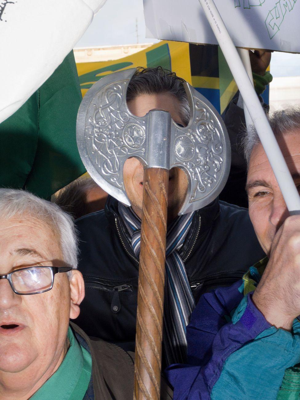 Luca Santese & Marco P. Valli, Realpolitik - Lega Nord Party