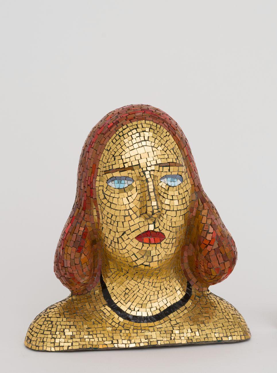 Lucio Fontana, Ritratto di Teresita, 1940. Fondazione Lucio Fontana, Milano © 2019 Fondazione Lucio Fontana Artists Rights Society (ARS), New York SIAE, Roma