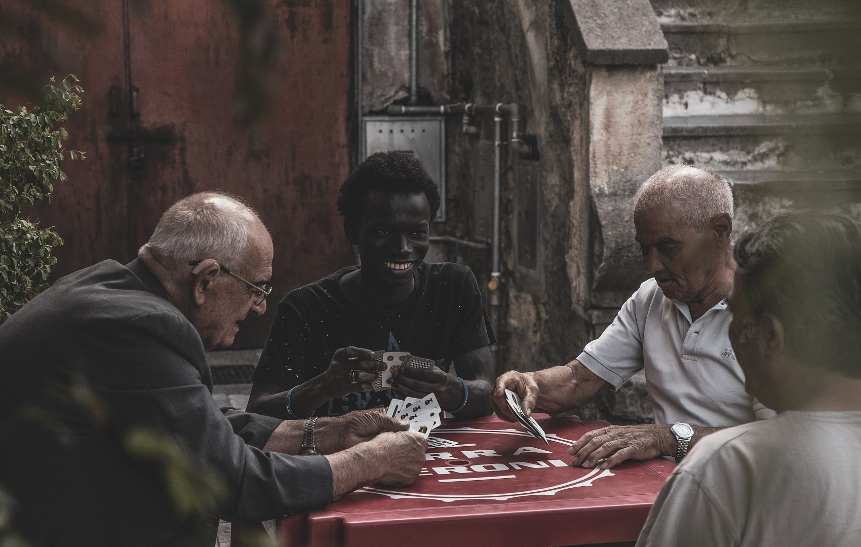 Migranti e integrazione, Matera 2019. Ph. Pietro Micucci