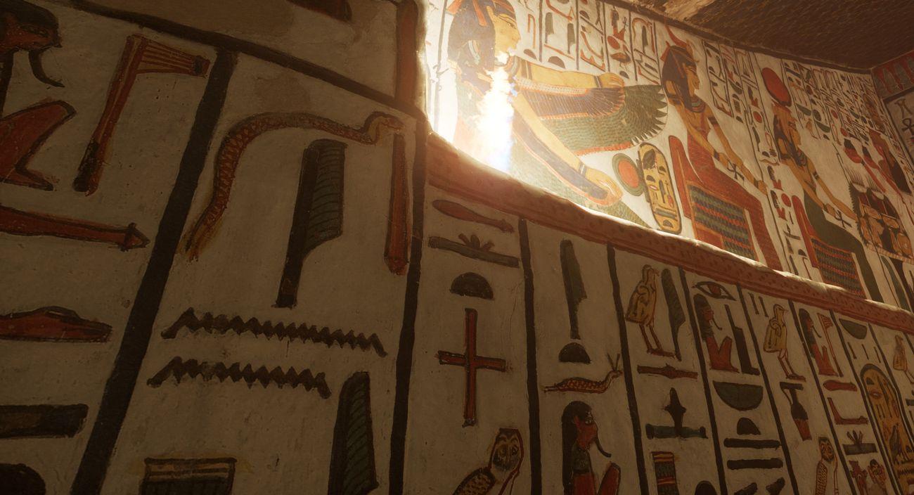 Nefertari. Journey to Eternity