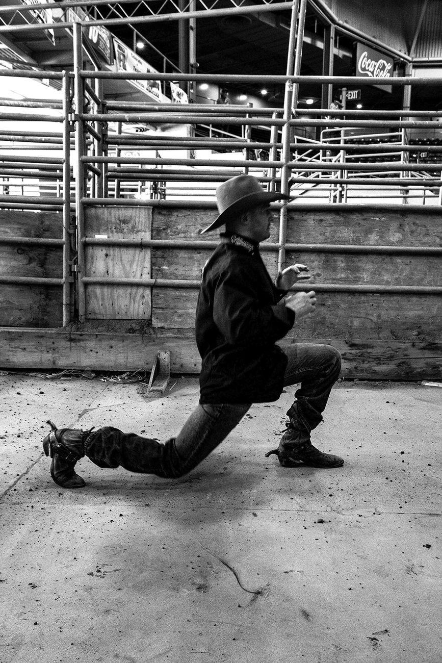 Il Rodeo Negli Scatti Di Nick Tauro Jr A Napoli Artribune