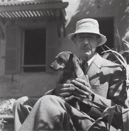 Photograph of Pierre Bonnard, Andre Ostier, 1941