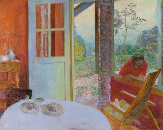 Pierre Bonnard, Dining Room in the Country, 1913 Minneapolis Institute of Art