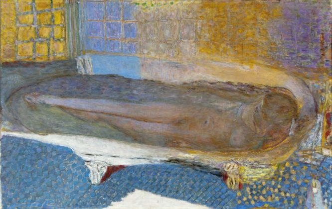 Pierre Bonnard, Nude in the Bath, 1936-8, Musée d'Art moderne de la Ville de Paris Roger Viollet