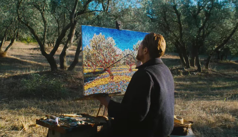 Van Gogh – Sulla soglia dell'eternità, Willem Dafoe