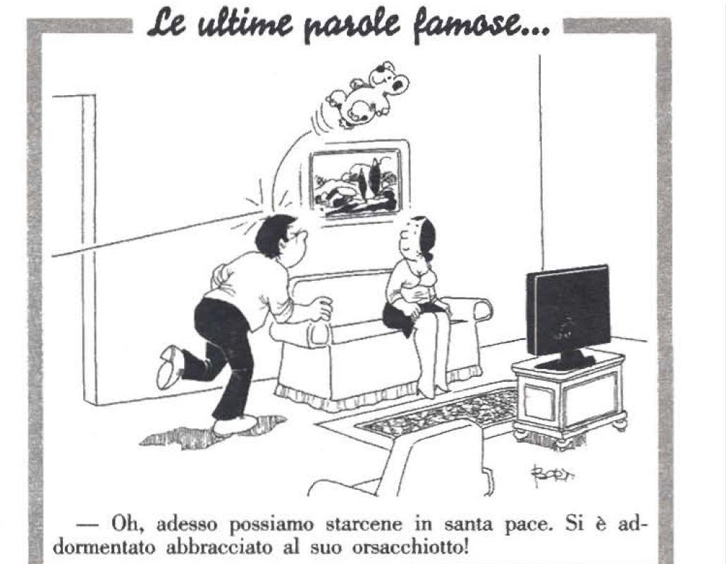 Vignetta di Mario Bortolato
