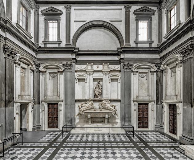 Tomba di Lorenzo de Medici - foto Andrea Jemolo