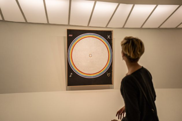 Hilma af Klint: Paintings for the Future - ph. Francesca Magnani