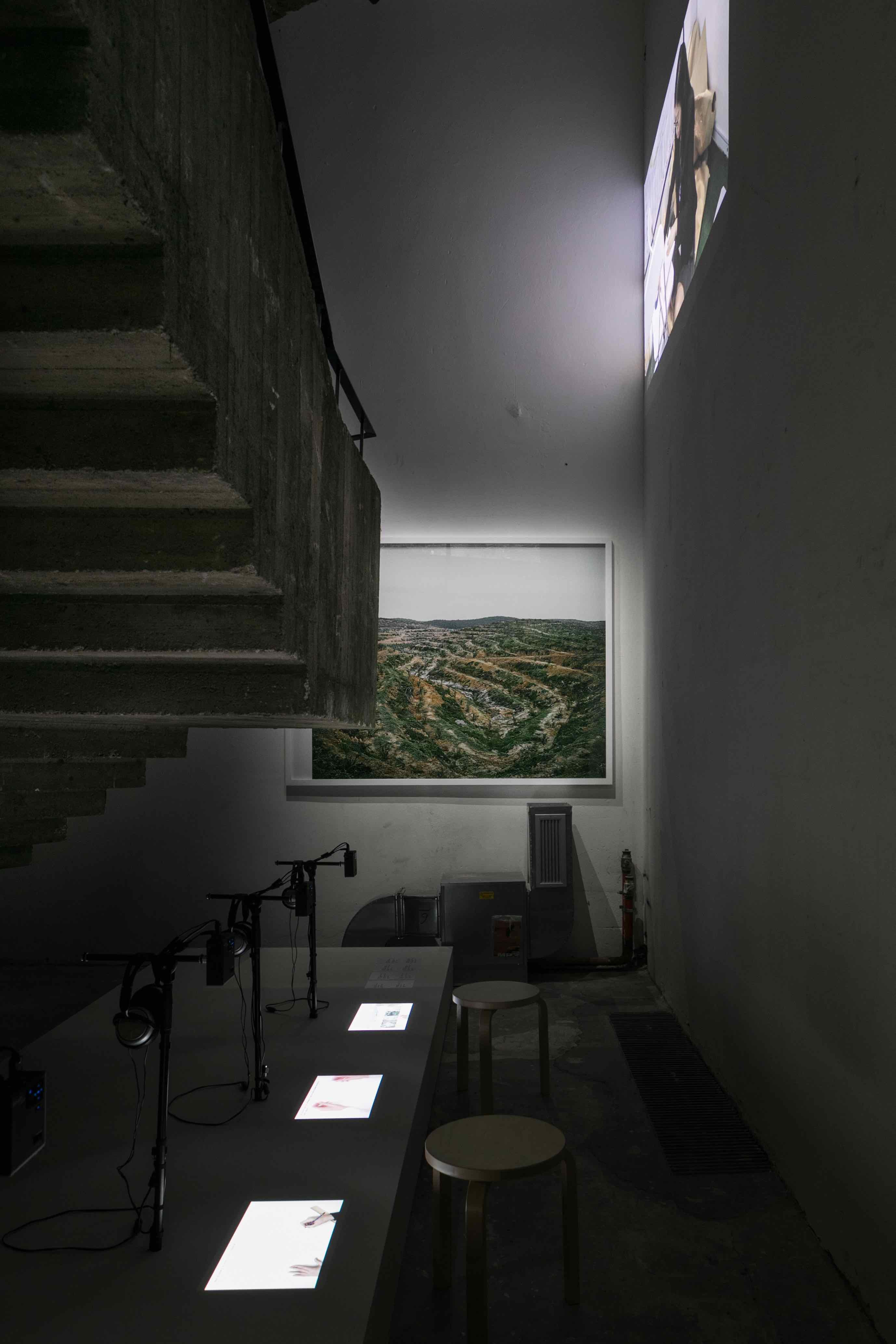 Armin Linke padiglione tedesco © La Triennale di Milano foto Gianluca Di Ioia