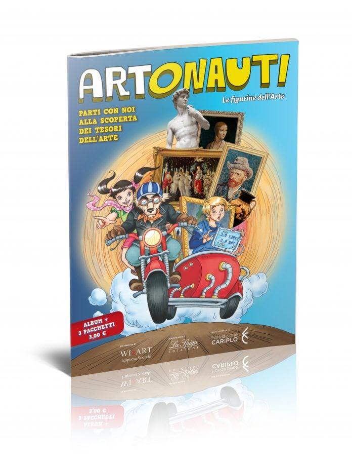 Artonauti, cover