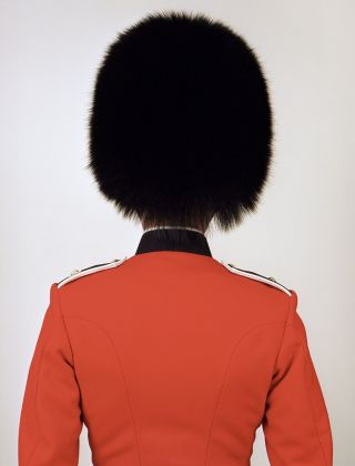 Charles Fréger, Scot Guard, UK, from the Empire series, 2004-07