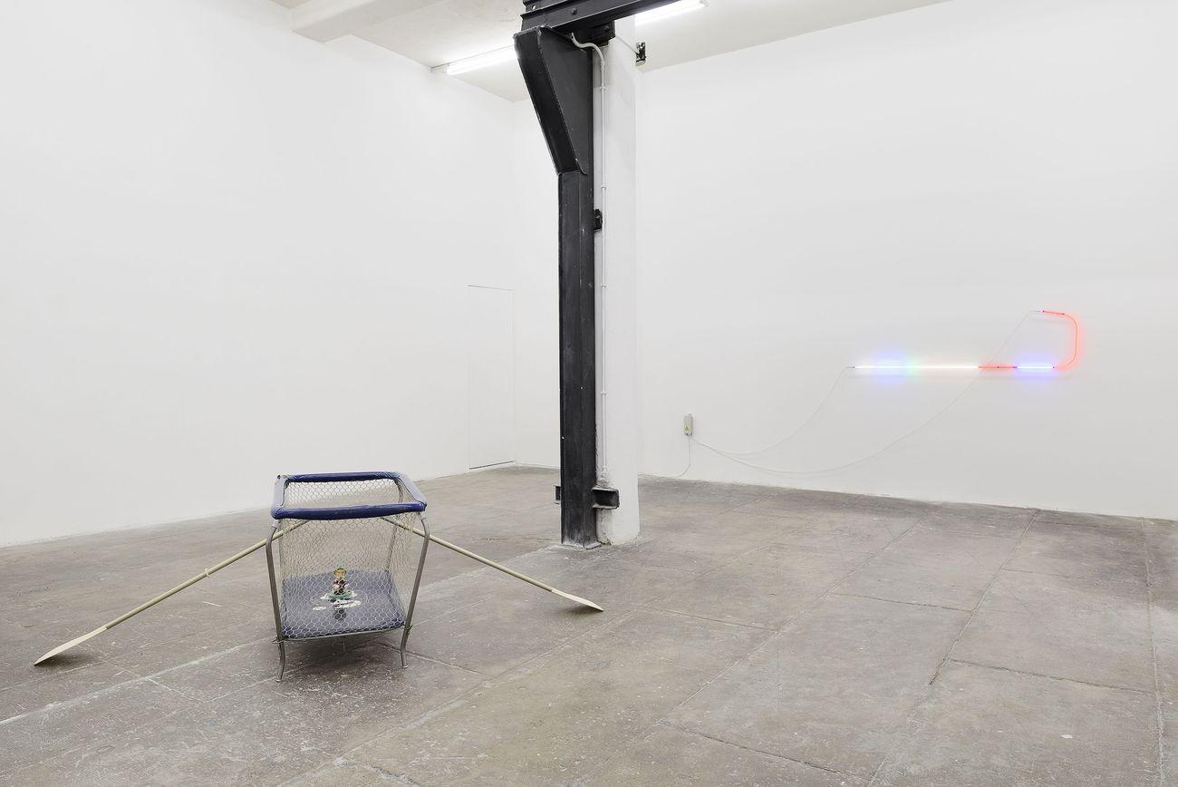 Cuoghi Corsello. Exhibition view at T293, Roma 2019