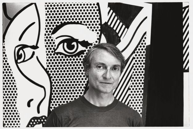 François Meyer, Roy Lichtenstein, 1977. Collezione Würth © François Meyer