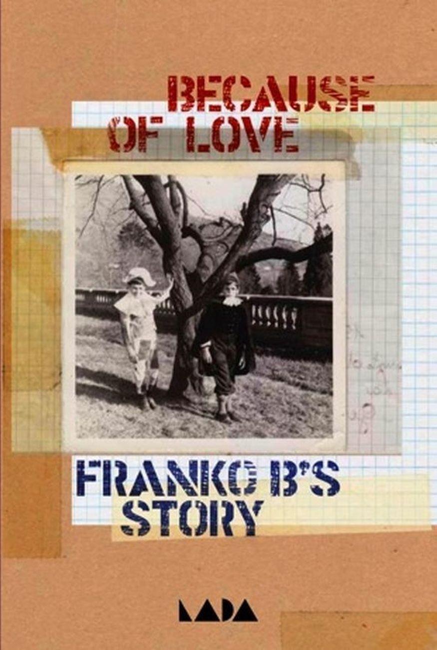 Franko B - Because of Love (Live Art Development Agency, Londra 2018)