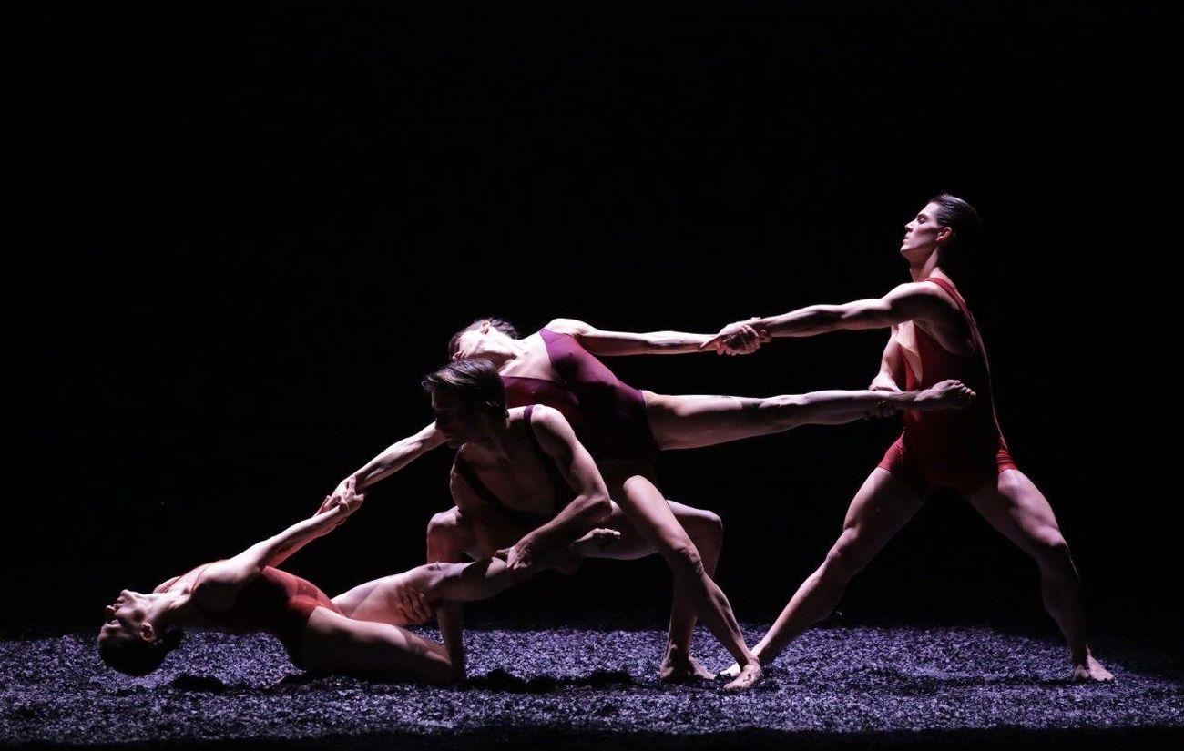 Franz Schubert, Winterreise. Coreografia di Angelin Preljocaj. Teatro alla Scala, Milano 2019. Photo Marco Brescia & Rudy Amisano