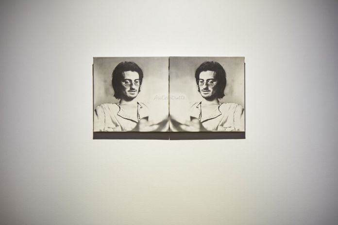 Giulio Paolini. Del Bello ideale. Exhibition view at Fondazione Carriero, Napoli 2019
