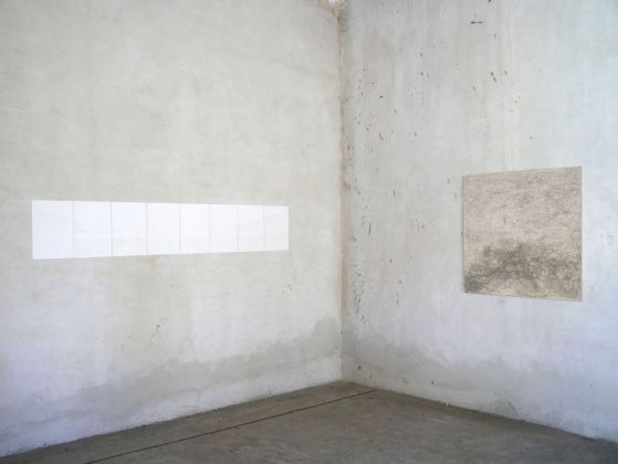Giulio Saverio Rossi. Installation view at Mediterranean Landscapes, BJCEM 18. Photo Pelagica