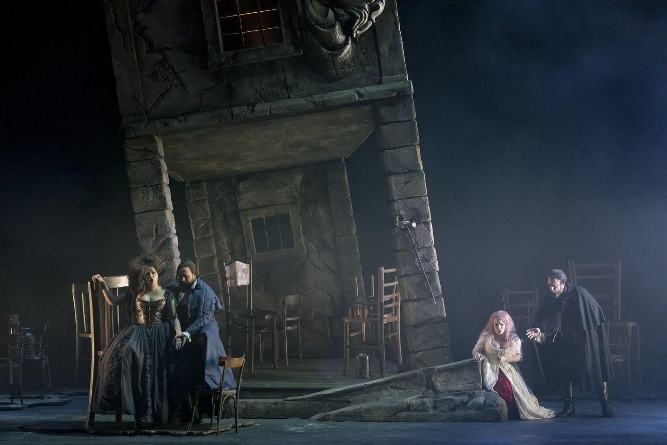 Giuseppe Verdi, Rigoletto. Regia di John Turturro. Teatro Regio, Torino 2019. Photo Edoardo Piva © Teatro Regio Torino