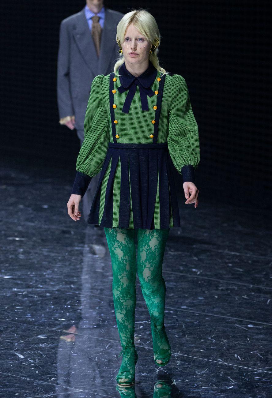 Gucci. Autunno-inverno 2019-2020. Photo credits Dan Lecca