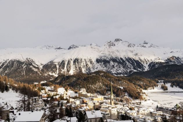 Hauser & Wirth, St. Moritz. Courtesy Hauser & Wirth. Photo Katharina Lütscher