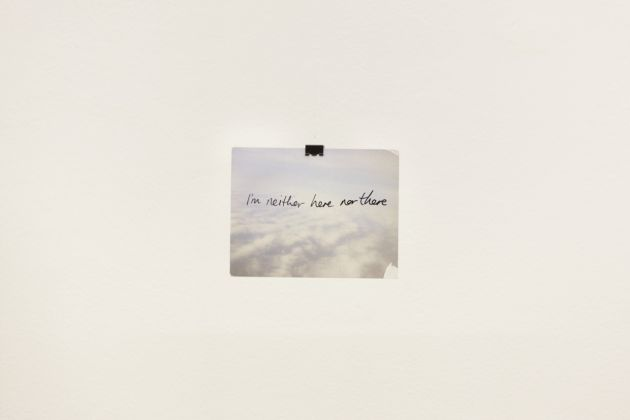 Ruth Proctor, I am neither here nor there, 2016